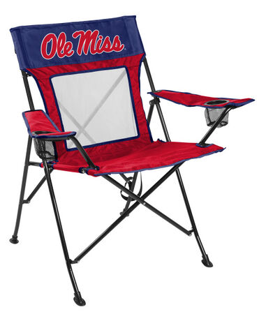 NCAA Ole Miss Rebels Game Changer Chair
