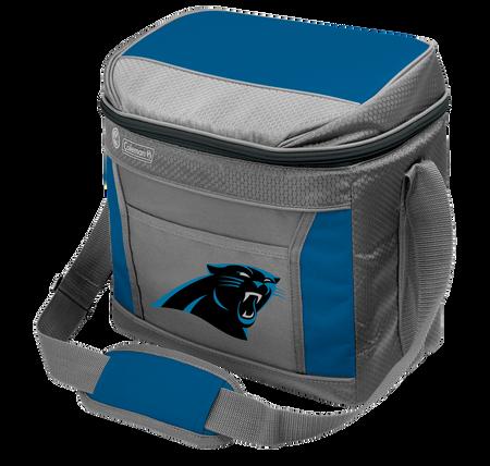 NFL Carolina Panthers 16 Can Cooler