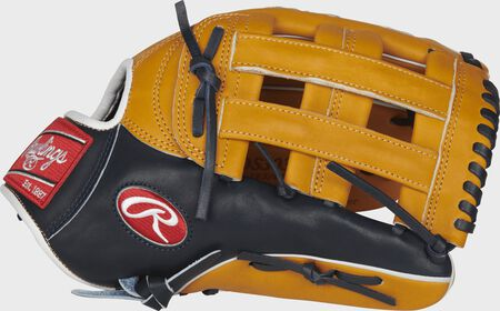 12.75-Inch Rawlings Pro Preferred Outfield Glove
