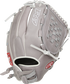2021 R9 Series 12.5 in Fingershift Fastpitch Glove image number null