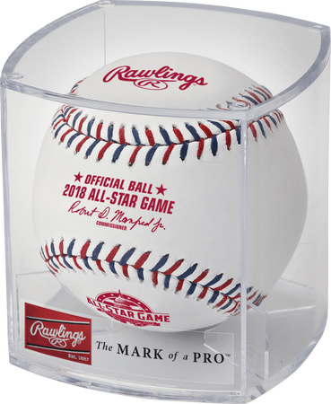 MLB 2018 All-Star Baseballs