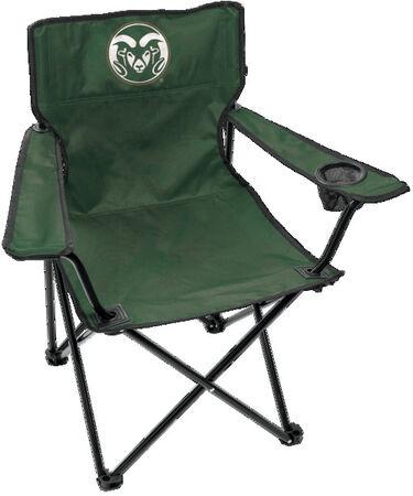NCAA Colorado State Rams Gameday Elite Quad Chair