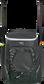 Front of a dark green Rawlings Impulse bag with a dark green Rawlings patch and two bats in the sides - SKU: IMPLSE-DG image number null