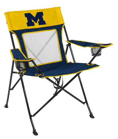 NCAA Michigan Wolverines Game Changer Chair