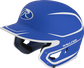 Mach Senior Two-Tone Matte Helmet Royal