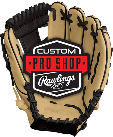 Rawlings Custom Pro Shop glove image