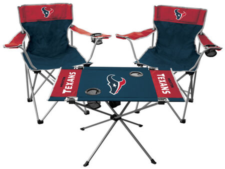 NFL Houston Texans 3-Piece Tailgate Kit