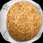 Center cork of a USA NFHS Dream Seam softball - SKU: C12WLAH image number null