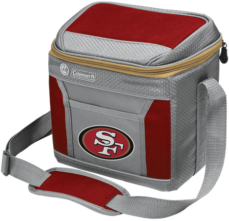 NFL San Francisco 49ers 9 Can Cooler