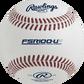 FSR100-UP Ultimate Practice Technology collegiate flat seam baseball image number null