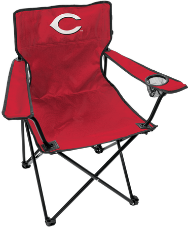 MLB Cincinnati Reds Gameday Elite Quad Chair
