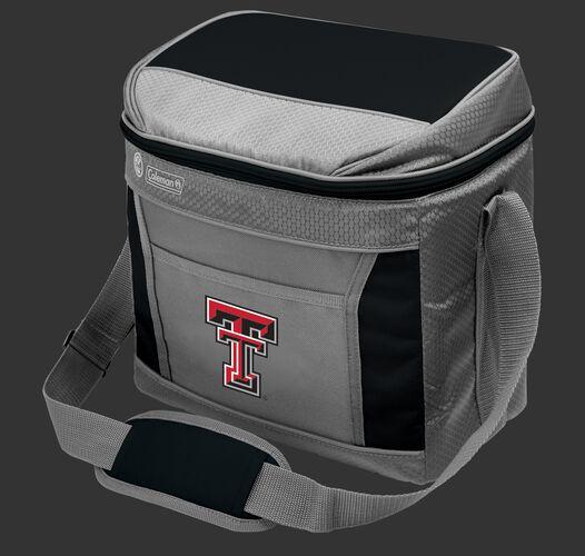 NCAA Texas Tech Red Raiders 16 Can Cooler