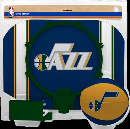 NBA Utah Jazz Softee Hoop Set