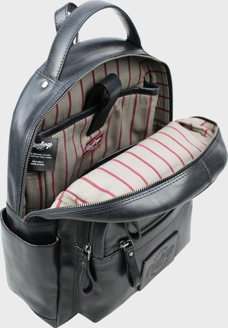 Rugged Medium Backpack | Black