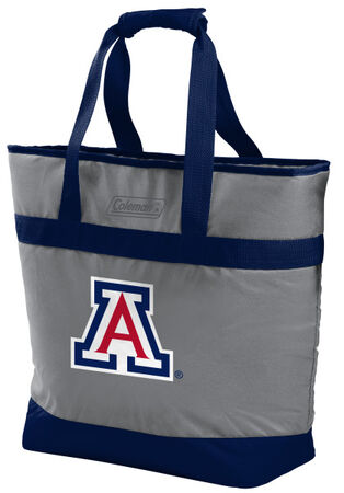 Rawlings Arizona Wildcats 30 Can Tote Cooler In Team Colors With Team Logo On Front SKU #07883068111