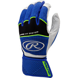Adult Compression Strap Workhorse Batting Glove
