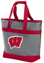 NCAA Wisconsin Badger 30 Can Tote Cooler