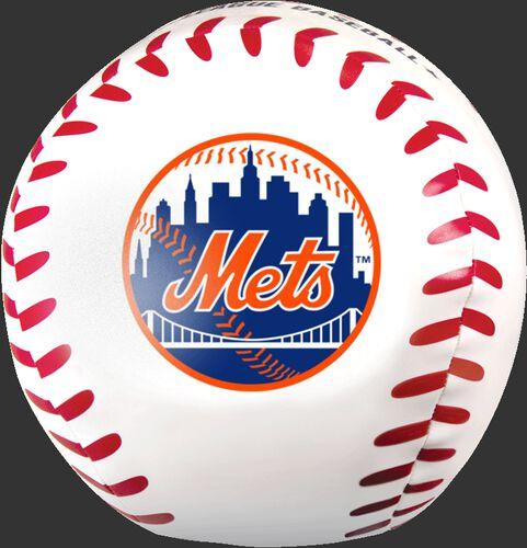 MLB New York Mets Big Boy 8 in Softee Baseball