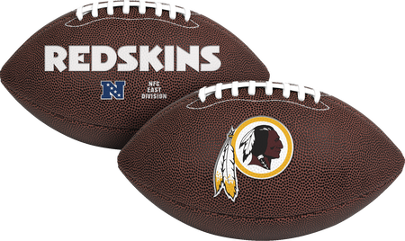 NFL Washington Redskins Air-It-Out youth football with team logo