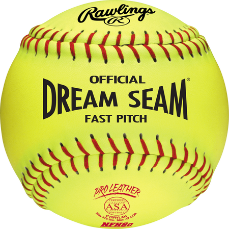 "ASA NFHS Official 12"" Softballs"