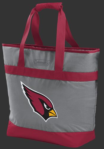Rawlings Arizona Cardinals 30 Can Tote Cooler In Team Colors With Team Logo On Front SKU #07571081111