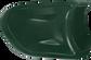 R-EXT Universal Batting Helmet Extension For Right-Handed Batter Dark Green