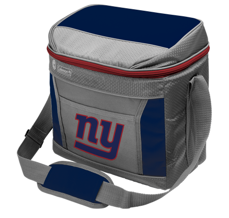 Rawlings New York Giants 16 Can Cooler In Team Colors With Team Logo On Front SKU #03291078111