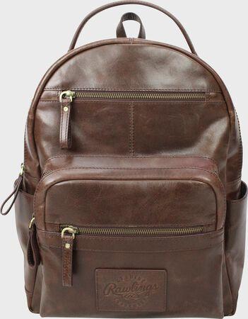 Rugged Medium Backpack | Brown