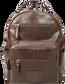 Rugged Medium Backpack | Brown image number null