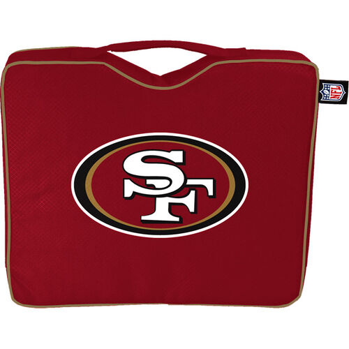 NFL San Francisco 49ers Bleacher Cushion