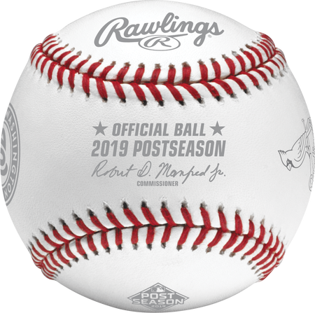 MLB 2019 National League Championship Series Dueling Baseball