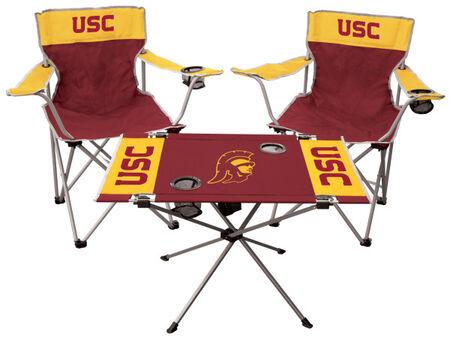 NCAA USC Trojans 3-Piece Tailgate Kit
