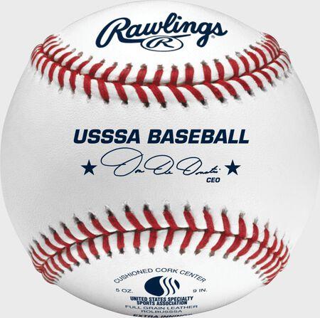 USSSA Official Baseballs | Tournament Grade