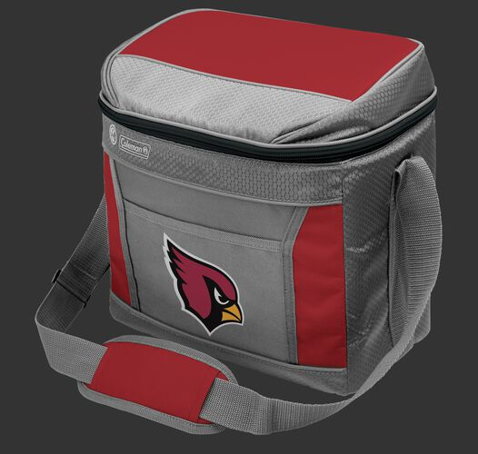 Rawlings Arizona Cardinals 16 Can Cooler In Team Colors With Team Logo On Front SKU #03291081111