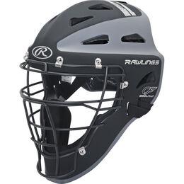 Velo Youth Catchers Helmet Black/Graphite