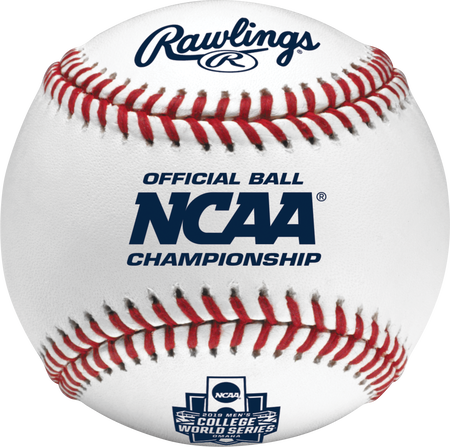 FSR1NCAA-CWS Official 2019 NCAA Championship Baseball with the CWS logo