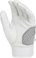 White palm of a WH950BGY-W white Workhorse batting glove image number null