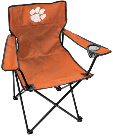 NCAA Clemson Tigers Gameday Elite Quad Chair