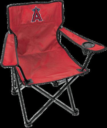 MLB Los Angeles Angels Gameday Elite Quad Chair