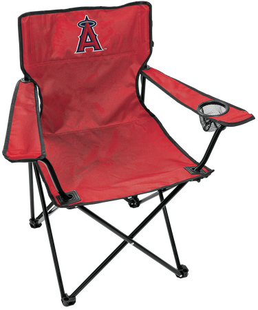 MLB Los Angeles Angels Gameday Elite Quad Chair
