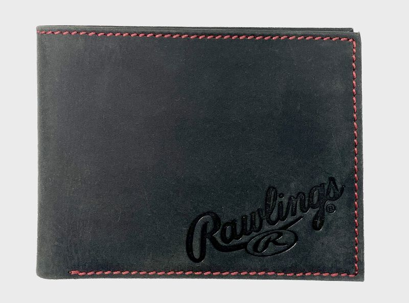 High Grade Debossed Bi-Fold Wallet