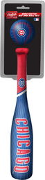MLB Chicago Cubs Slugger Softee Mini Bat and Ball Set
