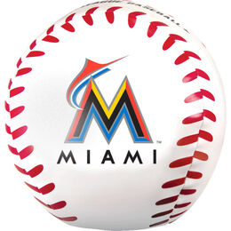 MLB Miami Marlins Big Boy 8 in Softee Baseball