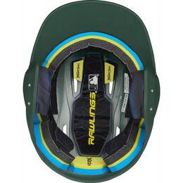 Mach Junior Tone-on-Tone Matte Helmet Dark Green