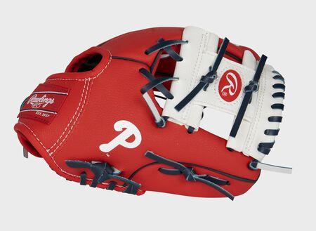 Philadelphia Phillies 10-Inch Team Logo Glove