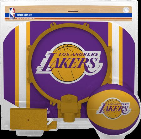 NBA Los Angeles Lakers Softee Hoop Set