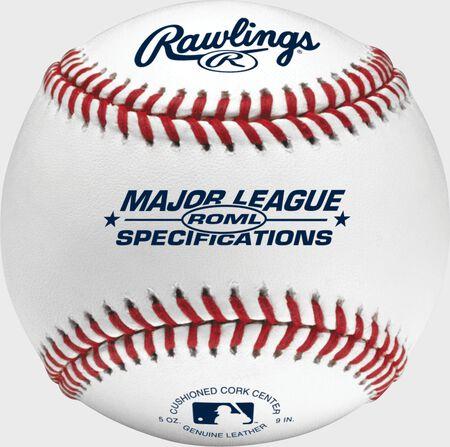 Major League Specification Baseballs