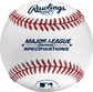 A Rawlings Major League specifaction baseball - SKU: ROML image number null