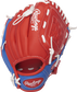 Players Series 9 in Baseball/Softball Glove with Soft Core Ball image number null