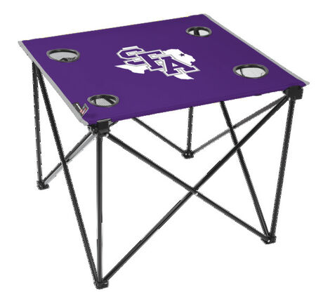 NCAA Stephen F. Austin Lumberjacks Deluxe Tailgate Table